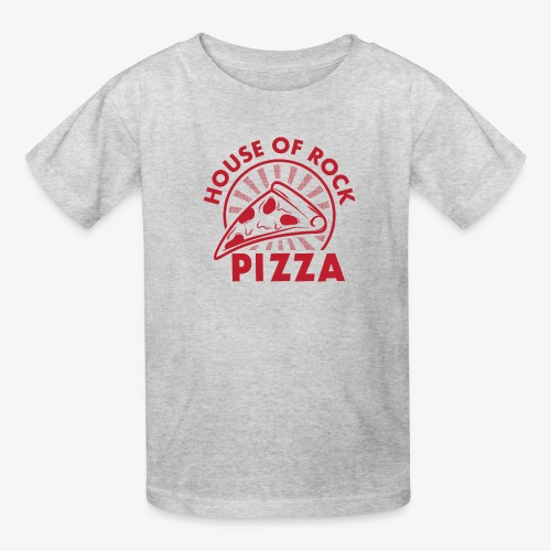 HOR Pizza Red - Kids' T-Shirt