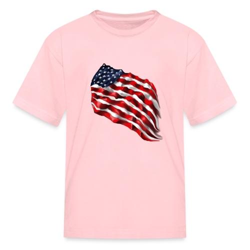 Bold Flag - Kids' T-Shirt
