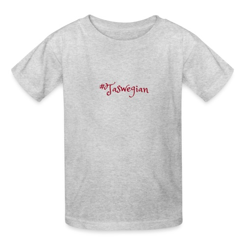 Taswegian Red - Kids' T-Shirt