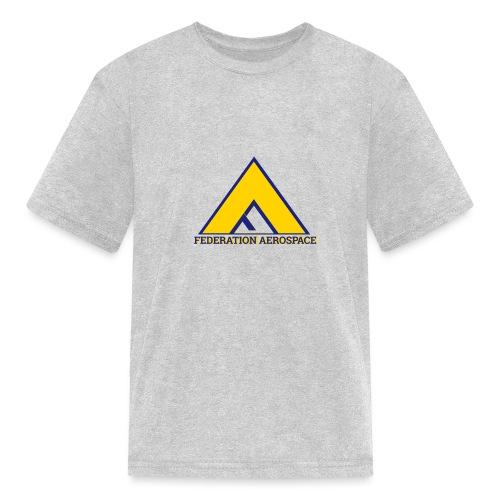 Federation Aerospace - Kids' T-Shirt