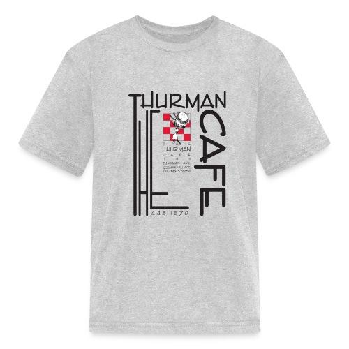 Thurman Cafe Traditional Logo - Kids' T-Shirt