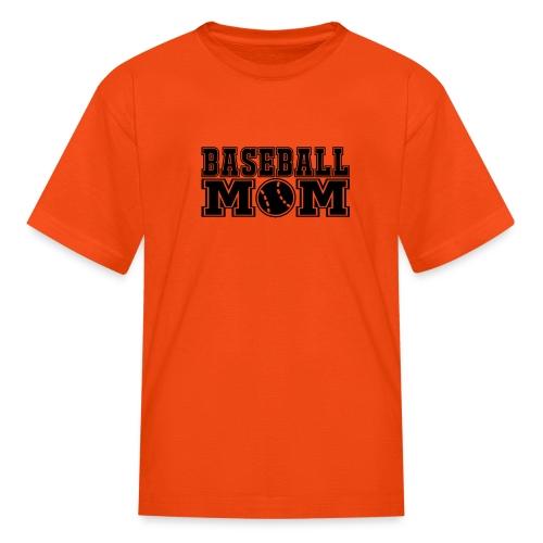 Baseball Mom - Kids' T-Shirt