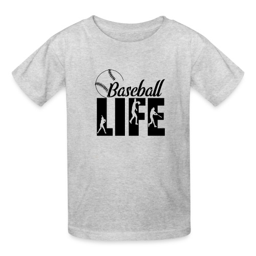 Baseball life - Kids' T-Shirt