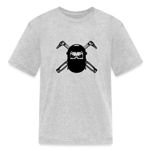 Welder Skull - Kids' T-Shirt