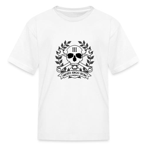 Moto Ergo Sum - Kids' T-Shirt