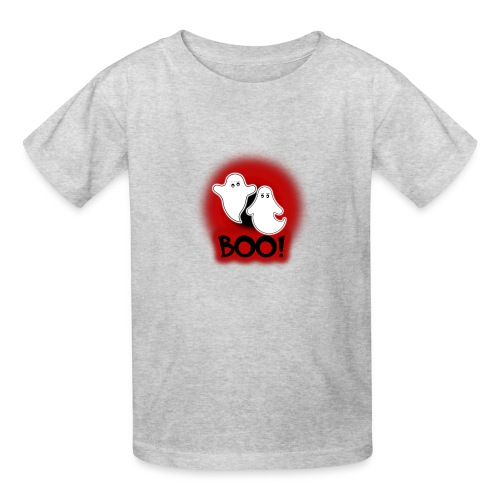 Ghosties Boo Happy Halloween 4 - Kids' T-Shirt