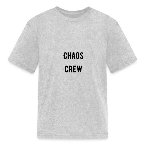 Chaos Crew T Shirt - Kids' T-Shirt