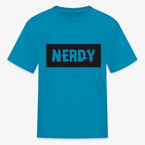 NerdyMerch - Kids' T-Shirt