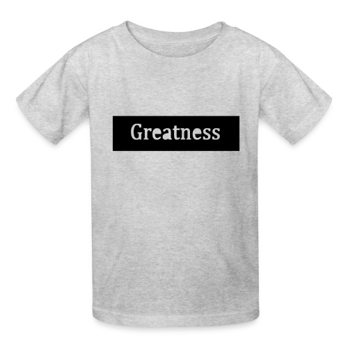 Greatness - Kids' T-Shirt