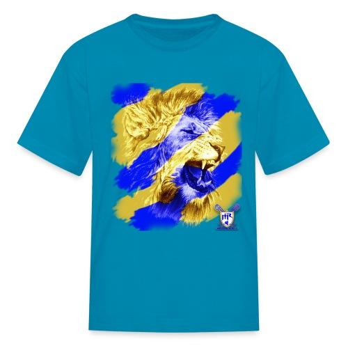 classic lion t - Kids' T-Shirt