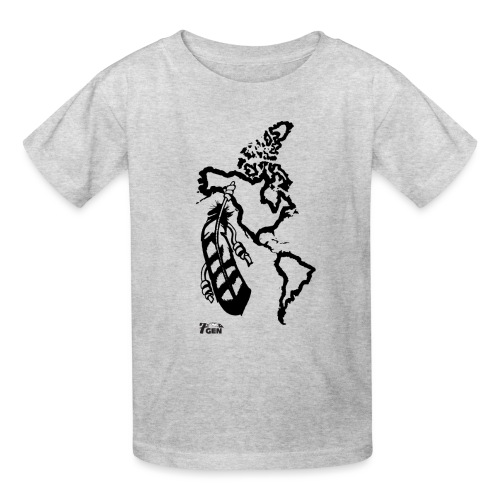 NativeLand - 7thGen - Kids' T-Shirt
