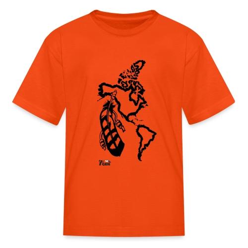 NativeLand - 7thGen - Kids' T-Shirt