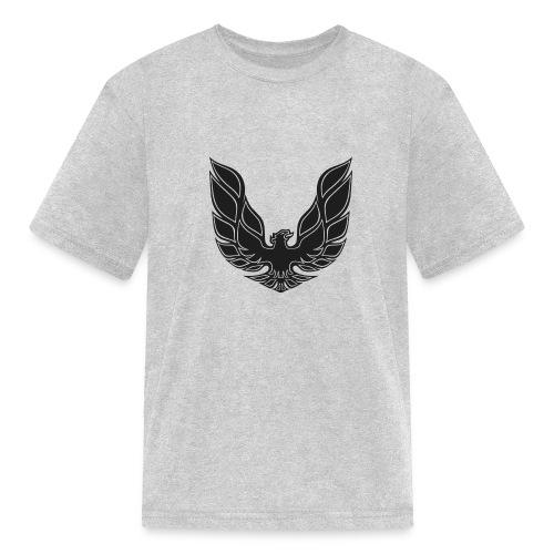 trans am logo - Kids' T-Shirt