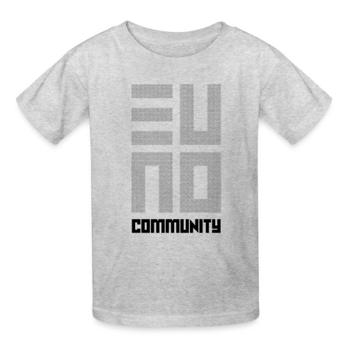 EUNO BLOCK TSHIRT - Kids' T-Shirt