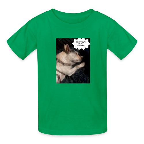 Dreaming of squirrel - Kids' T-Shirt