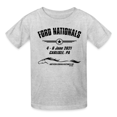Ford Nationals 2021 - Kids' T-Shirt