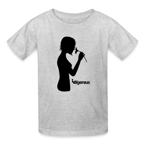 flower girl - Kids' T-Shirt