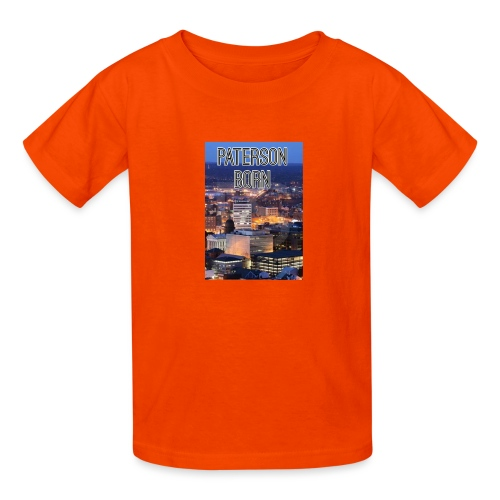 Paterson Born - Kids' T-Shirt