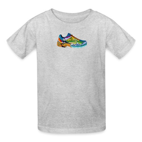 American Hiking x THRU Designs Apparel - Kids' T-Shirt