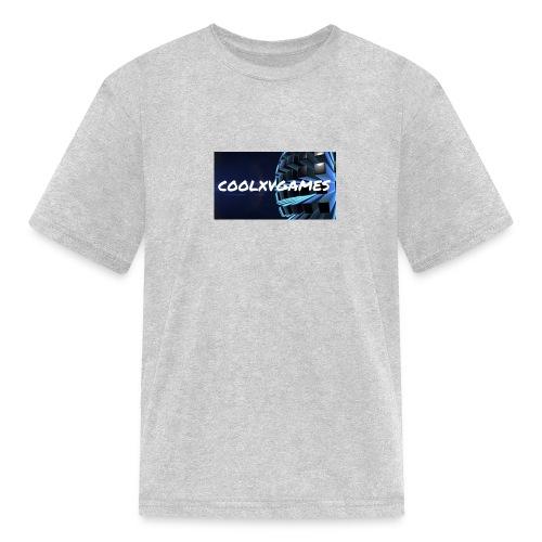 coolxvgames21 - Kids' T-Shirt
