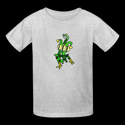Three-Eyed Alien - Kids' T-Shirt