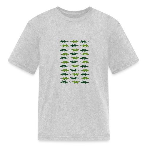 Crocs and gators - Kids' T-Shirt