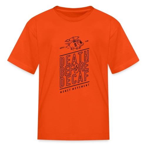 coffee cup - Kids' T-Shirt