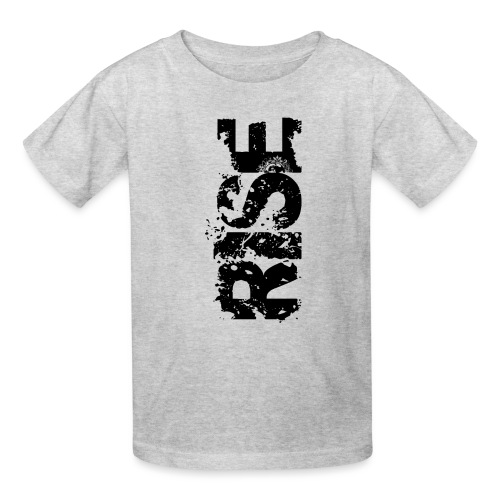 rise up - Kids' T-Shirt