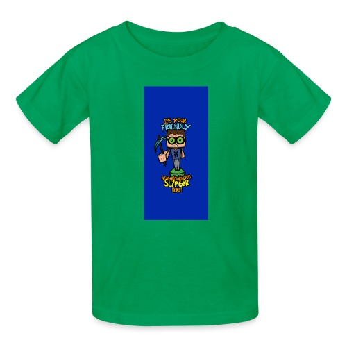 friendly i5 - Kids' T-Shirt