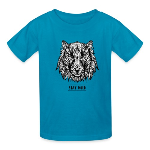 Stay Wild - Kids' T-Shirt