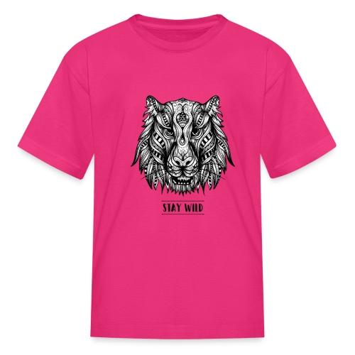 Stay Wild - Kids' T-Shirt