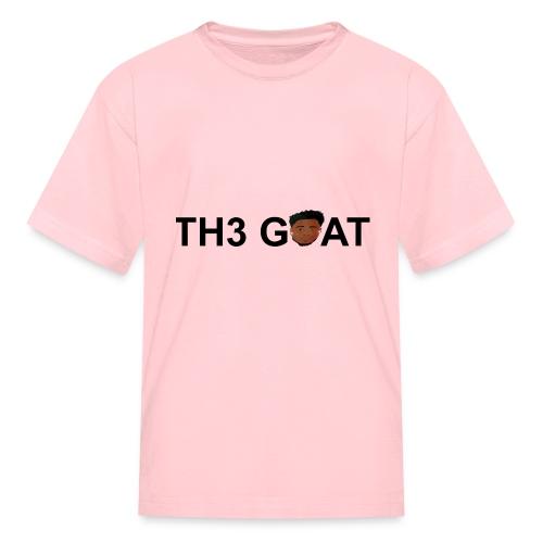 The goat cartoon - Kids' T-Shirt