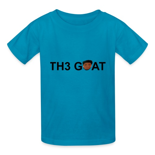 The goat cartoon - Kids' T-Shirt