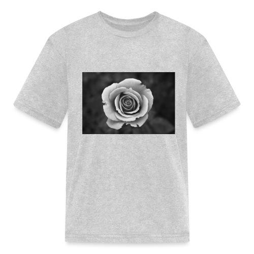 dark rose - Kids' T-Shirt