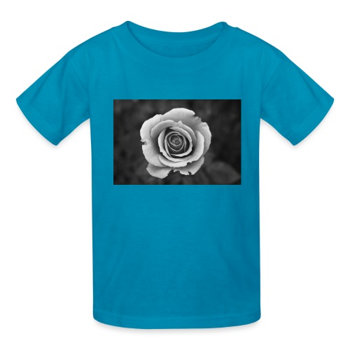 dark rose - Kids' T-Shirt