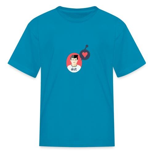 the OSTonian - Kids' T-Shirt