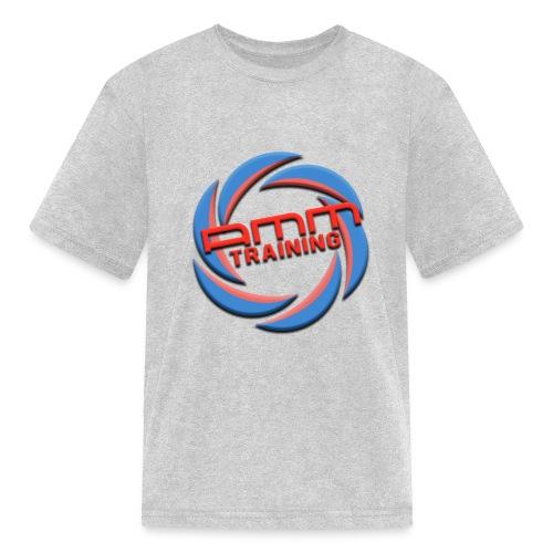 AMMT LOGO WEB - Kids' T-Shirt
