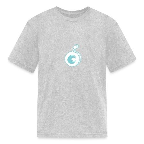 ost logo drawing - Kids' T-Shirt