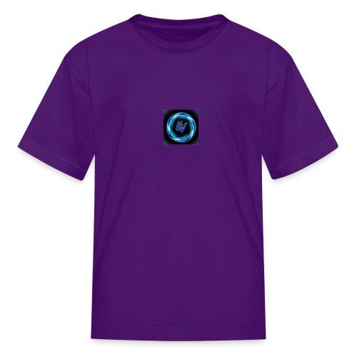 MY YOUTUBE LOGO 3 - Kids' T-Shirt