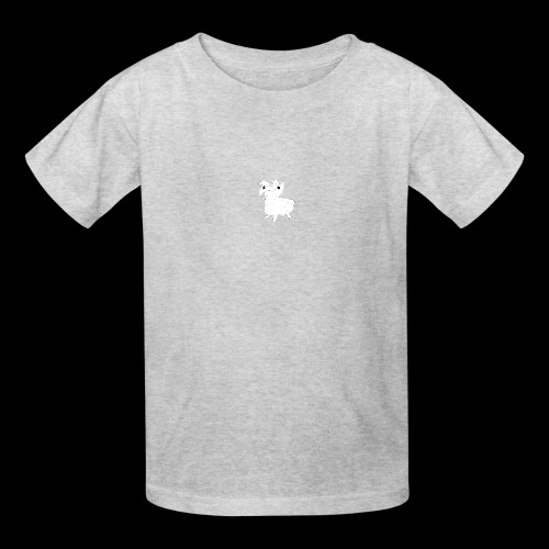 LOOT LLAMA THREE HEADS HYDRA - Kids' T-Shirt