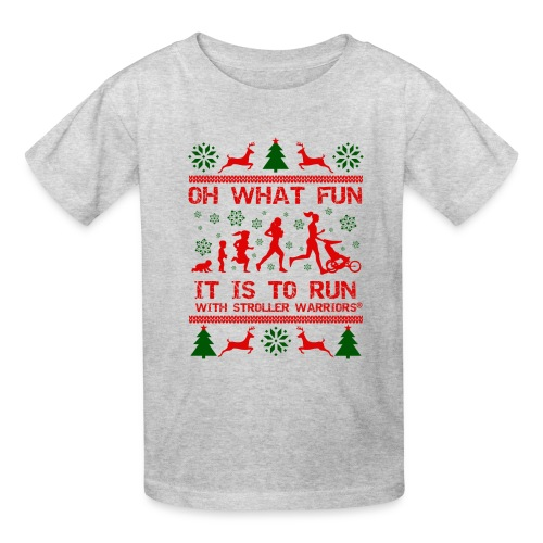 Oh What Fun - Kids' T-Shirt