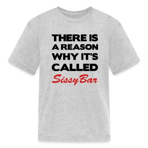 Sissybar - Kids' T-Shirt