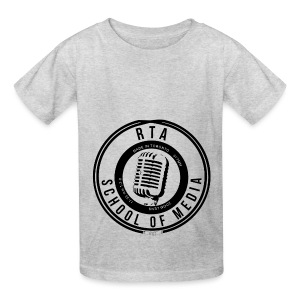 RTA School of Media Classic Look - Kids' T-Shirt