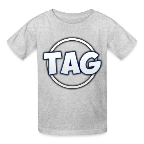 The Athletic Gamer Logo - Kids' T-Shirt