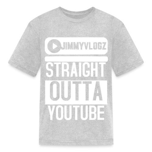 Straight Outta YouTube Merch! - Kids' T-Shirt