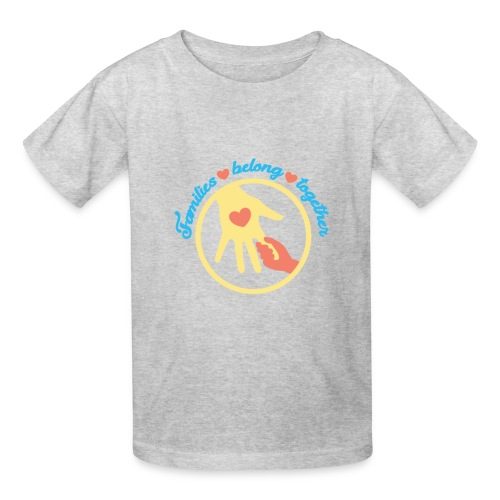 families belong together - Familias Unidas No.. - Kids' T-Shirt