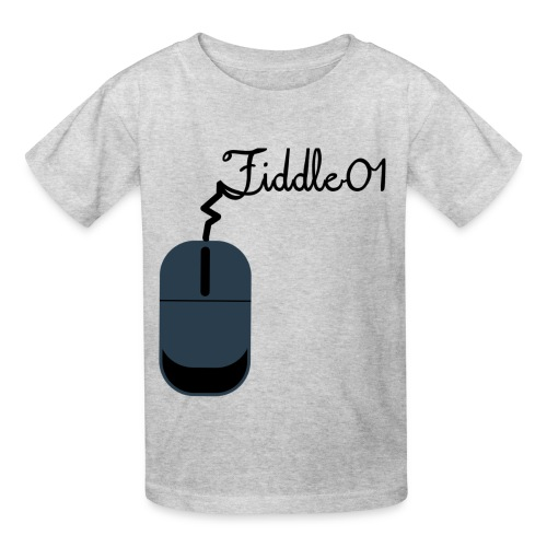 Fiddle01 Mouse Design - Kids' T-Shirt