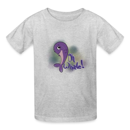Oh Whale - Kids' T-Shirt