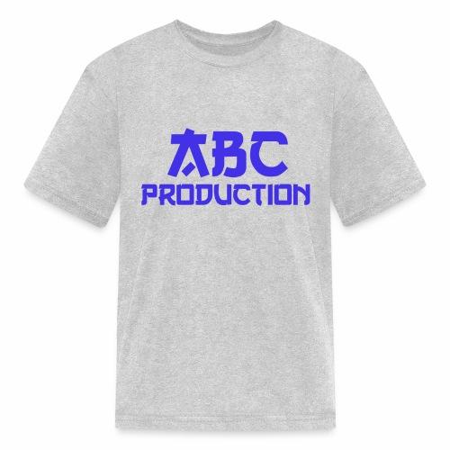 abc production - Kids' T-Shirt