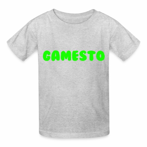 gamesto - Kids' T-Shirt